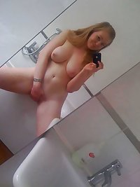AMATEUR CHUBBY TEENS: GREAT TITS & PUSSY
