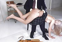 Good Moaning little school girl!
