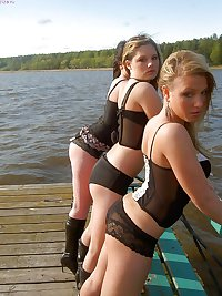 Gorgeous and hot teens Deluxe+