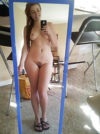Hairy and Trimmed Amateur Teens 16