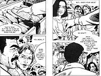Slave girl  (Adult Comic)
